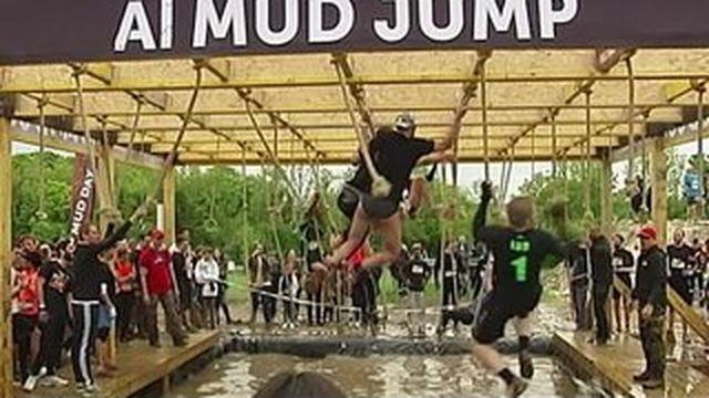 Le Mud Day : une journée pour se surpasser