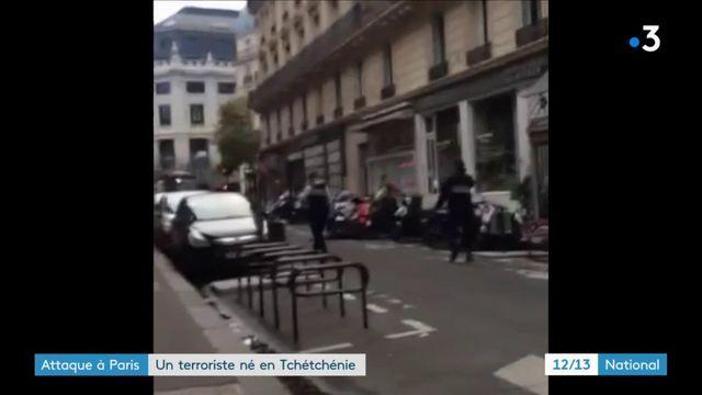 Attaque à Paris : un terroriste né en Tchétchénie