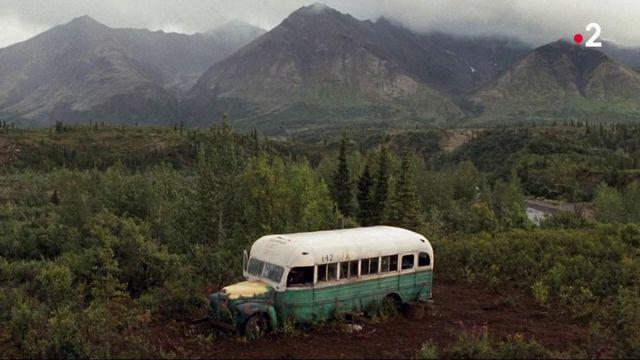 Insolite : terminus pour le bus mythique d'Into the Wild