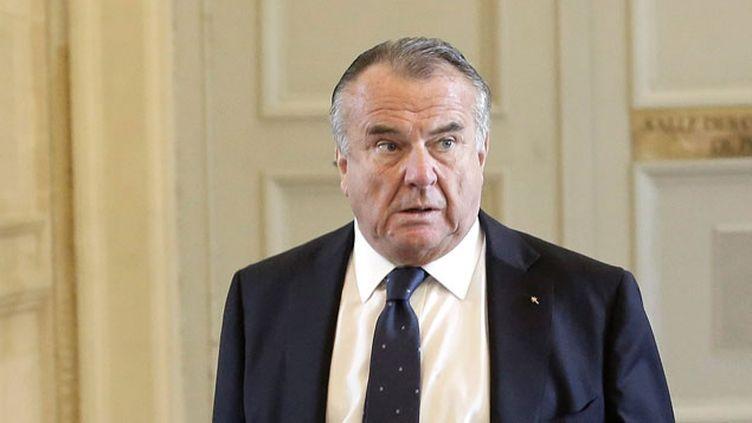 """(Selon l'ancien juge Alain Marsaud, il y a eu un """"feu orange clignotant"""" de l'Elysée © MAXPPP)"""