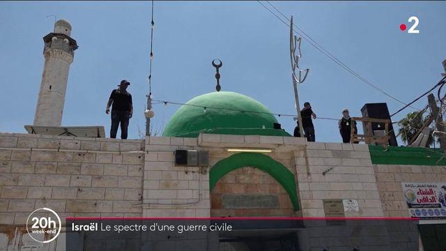 Proche-Orient : le spectre d'une guerre civile en Israël