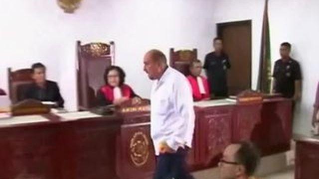 Indonésie : huit condamnés exécutés, Serge Ataloui dans l'attente
