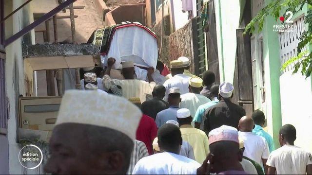 Coronavirus : à Mayotte, l'inquiétude monte face à l'augmentation des cas