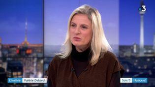 Valérie Debord (LR) (France 3)