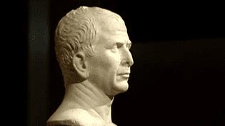 Le buste de César  (France2/culturebox)