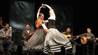 Festival Arte Flamenco 2017 : soirée ouverture, Ballet Flamenco de Andalucia  (PHOTOPQR/SUD OUEST/MAXPPP)