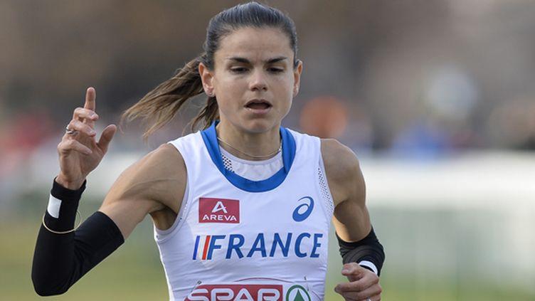Sophie Duarte, ancienne championne d'Europe. (JASPER JACOBS / BELGA MAG)