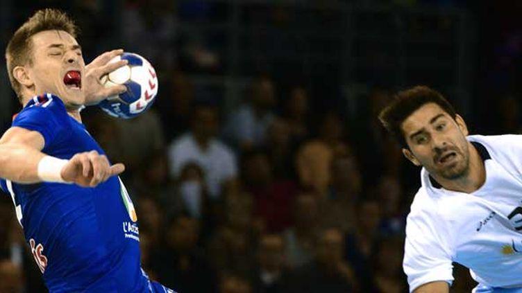 Xavier Barachet meilleur buteur tricolore face à l'Argentine