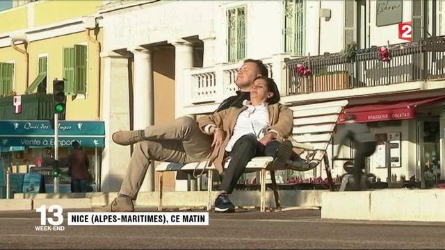 Météo : des fêtes de Noël ensoleillées sur la Côte d'Azur
