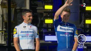 Romain Bardet, Julian Alaphilippe, Thibaut Pinot... La France sera à nouveau très bien représentée sur la Grande Boucle. (FRANCE 2)