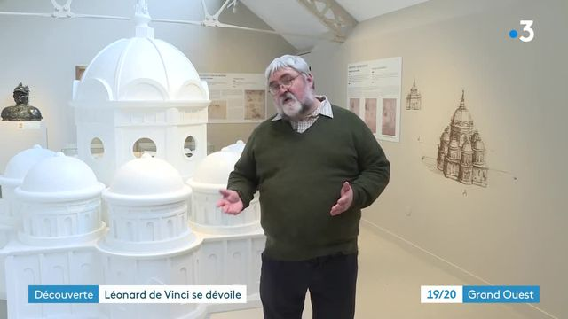Expo Vinci Clos Lucé
