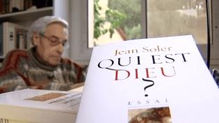 L'historien et philosophe Jean Soler chez lui dans les Pyrénées-Orientales  (France 3 Culturebox)
