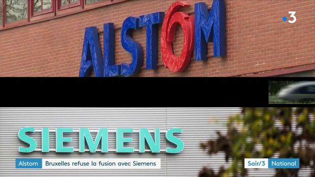 Pas de mariage Alstom/Siemens