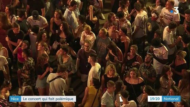 Nice : le concert qui fait polémique