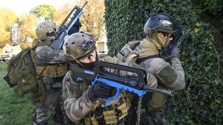 Augmenter le budget de la Défense est une nécessité pour le général Vincent Desportes. (DAMIEN MEYER / AFP)