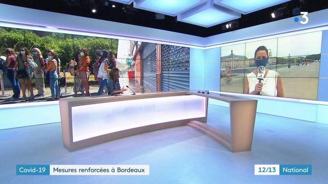 Coronavirus : Bordeaux serre la vis