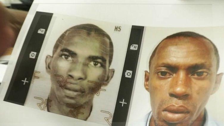 Pour les clandestins, Mayotte est une porte d'entrée vers la métropole française. Certains réussissent à utiliser des papiers d'identité achetés sur le marché noir. (FRANCE 2)