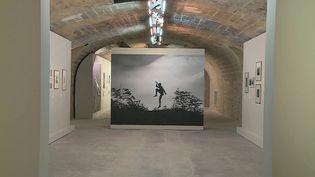 """Exposition """"L'équilibriste - André Kertész"""" au Cellier de Reim (France 3 Champagne)"""