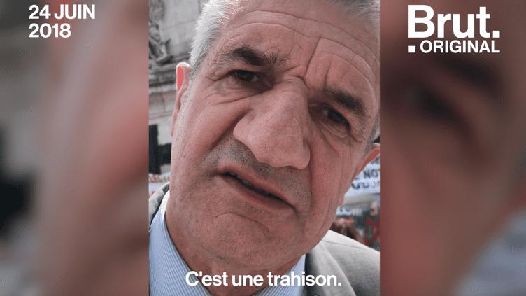 VIDEO. Pour Jean Lassalle, l'abandon des services publics pourraient ramener les…bandits de grands chemins (BRUT)