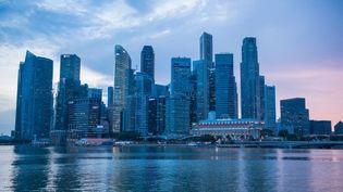 Vue sur Singapour. Image d'illustration. (HENN PHOTOGRAPHY / CULTURA CREATIVE)