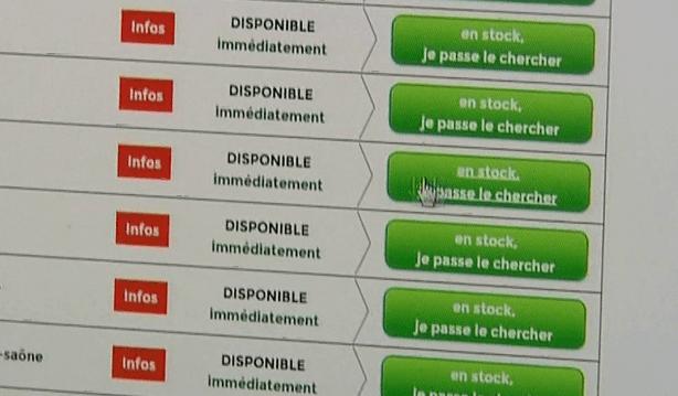Une info immédiate pour un service rapide  (France 3)