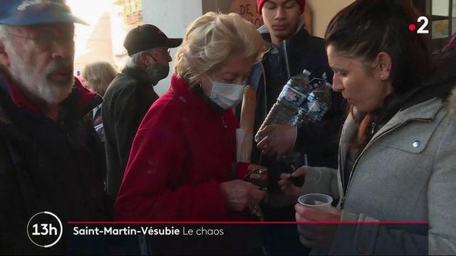 Tempête Alex : la solidarité s'organise pour les sinistrés de Saint-Martin-Vésubie