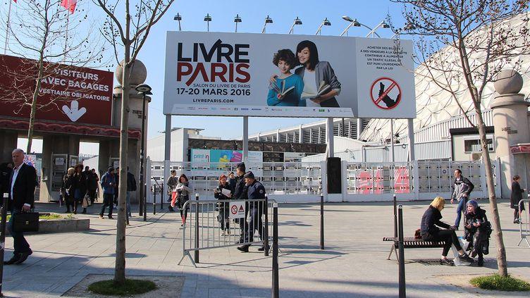 Le Salon Livre Paris, Porte de Versailles à Paris  (Onur Usta / ANADOLU AGENCY)