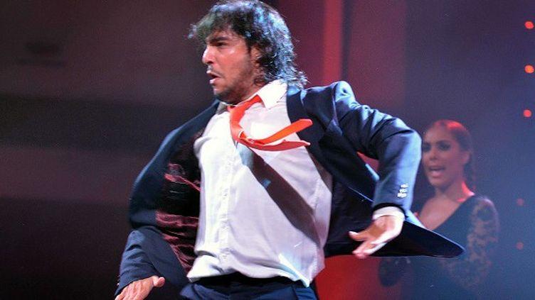 Le danseur Andalou Ivan Vargas présente pour Arte Flamenco de Mont-de-Marsan sa nouvelle création Savia Nueva  ( Vladislav Galgonek/AP/SIPA)