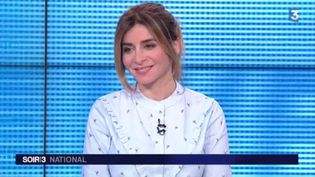 Julie Zenatti (France 3)