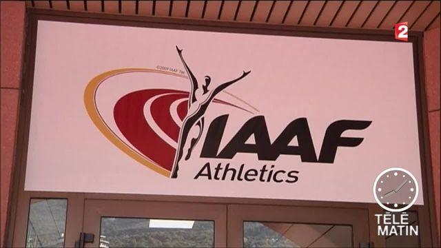 Dopage : l'athlétisme russe sera-t-il privé des Jeux olympiques de Rio ?