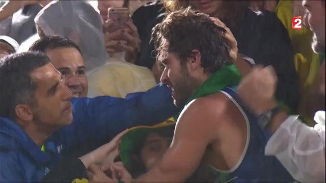 JO 2016 : les Brésiliens en or au beach-volley, une médaille d'or historique pour l'Iran et une célébrationé étonnante