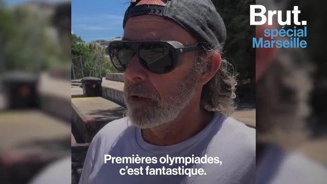 Champion de skate, il représentera la France aux JO de Tokyo. Brut a suivi Vincent Matheron de retour à Marseille, là où il a tout appris...