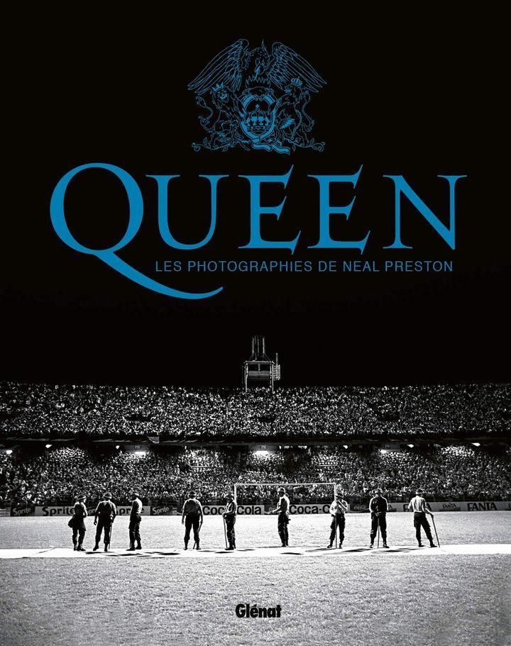 """""""Queen"""", les photographies de Neal Preston. (GLENAT)"""