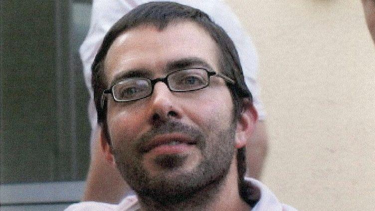 """Sylvain Jouanneau a été mis en examen et incarcéré en décembre 2011 pour """"soustraction de mineur par ascendant"""". (FAMILLE JOUANNEAU / AFP)"""
