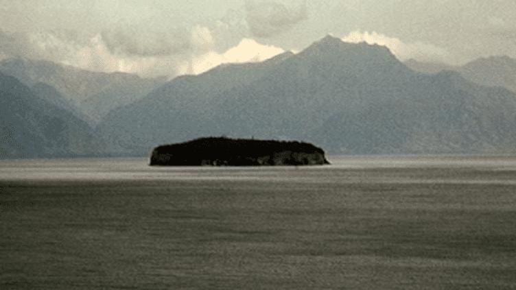 "Lac Prespa : série ""Autour du tracé : Prespa"" deStephanos Mangriotis  (Capture d'écran France 3/Culturebox)"