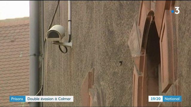 Colmar : deux détenus s'échappent de prison