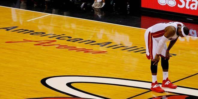 LeBron James n'a pas su mener son équipe à la victoire, mais il a été le seul à être à la hauteur de l'évènement