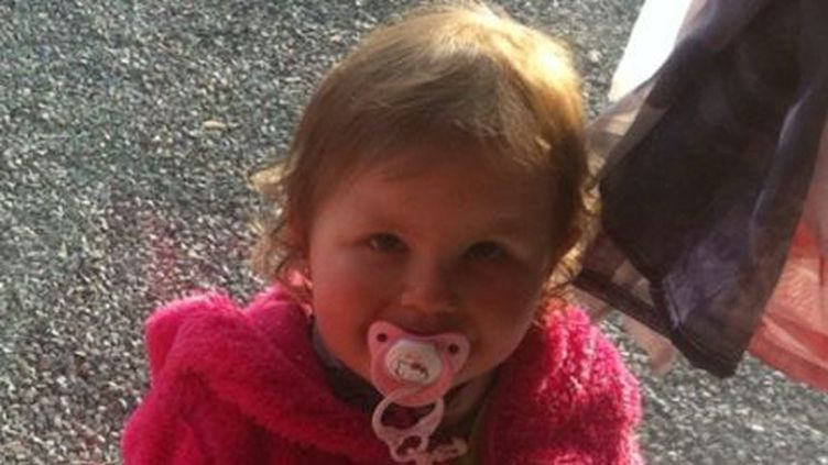 Sydney Dubois, 23 mois, a disparu vendredi 24 mai à Moragne (Charente-Maritime). ( FRANCE 3 POITOU-CHARENTES / FRANCETV INFO )