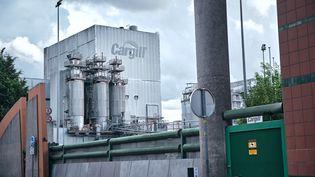 L'usine Cargill d'Haubourdin (Nord), le 28 août 2020. (QUENTIN SAISON / HANS LUCAS / AFP)