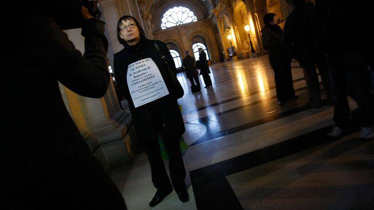 (La relaxe générale en 2009. Depuis le combat judiciaire continue pour les proches des victimes © MaxPPP)