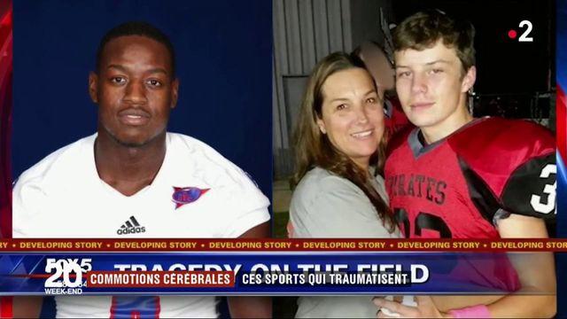 États-Unis : les traumatismes mortels du football américain