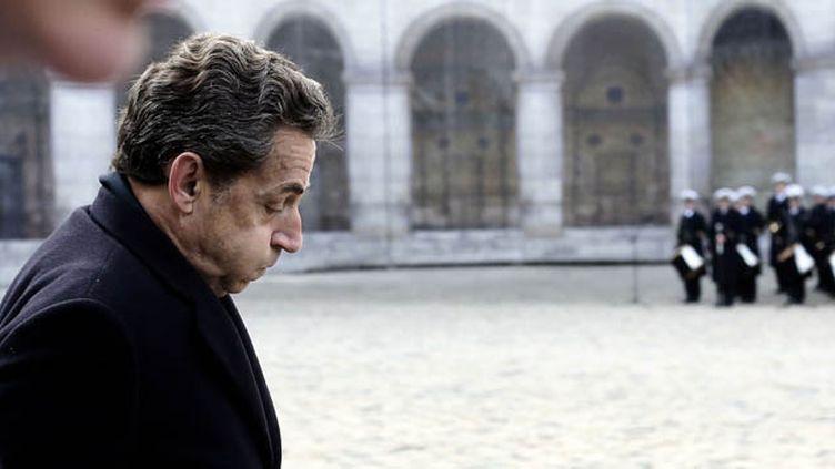 (Retour aux affaires compliqué pour Nicolas Sarkozy ©)