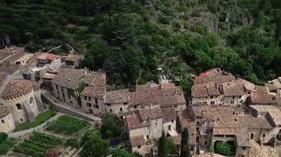 Étape du pèlerinage de Saint-Jacques-de-Compostelle (Espagne), le village de Saint-Guilheme-le-Désert (Hérault) est un joyau du Languedoc. (France 3)
