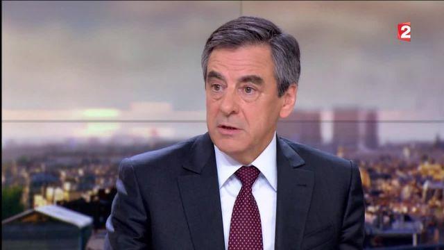 """Pour François Fillon, """"la CGT a compris la faiblesse"""" du président"""