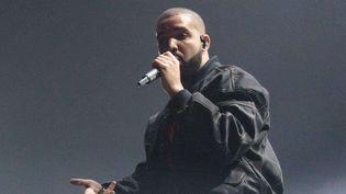 Le rappeur canadien Drake à Austin, Texas, le 20 juillet 2016  (Suzanne Cordeiro / REX / Shutterstock / SIPA)