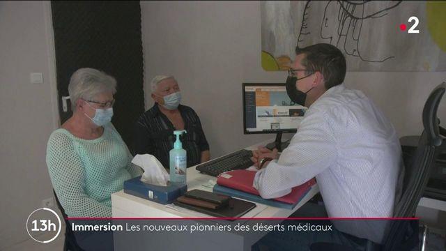 Santé : les nouveaux pionniers des déserts médicaux