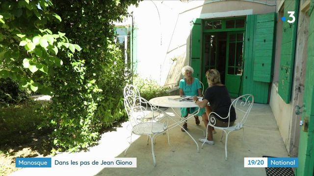 Manosque : dans les pas de Jean Giono