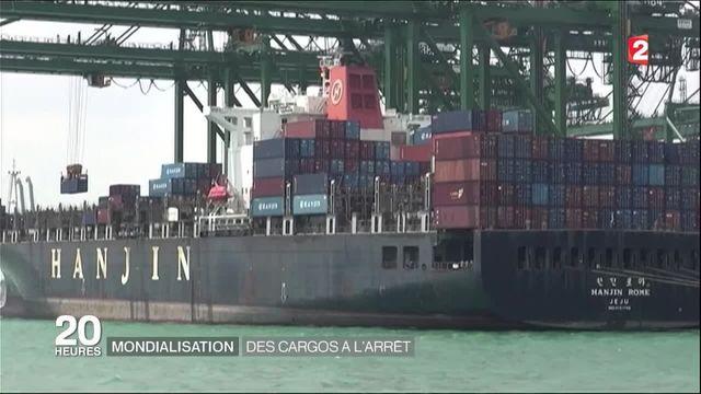 Mondialisation : crise du transport maritime