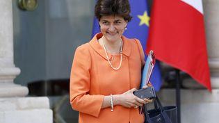 Sylvie Goulard a été nommée commissaire européenne au Marché intérieur le 10 septembre 2019. (PATRICK KOVARIK / AFP)