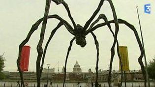 Louise Bourgeois,la mort d'une sculptrice mythique  (Culturebox)